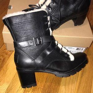 BRAND NEW UGG Ingrid Heel Boots